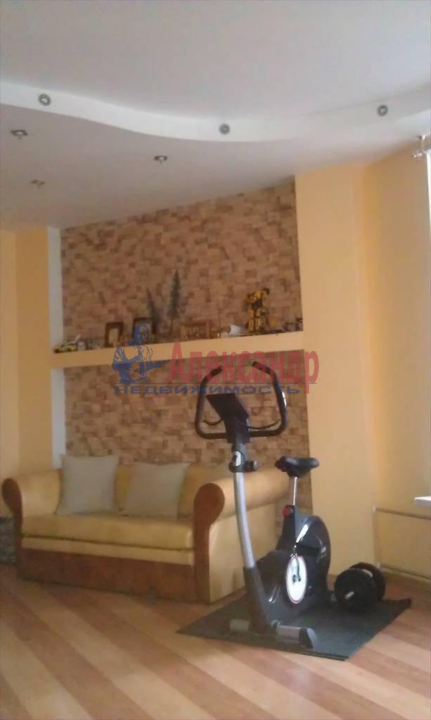2-комнатная квартира (60м2) в аренду по адресу Оренбургская ул., 2— фото 4 из 5