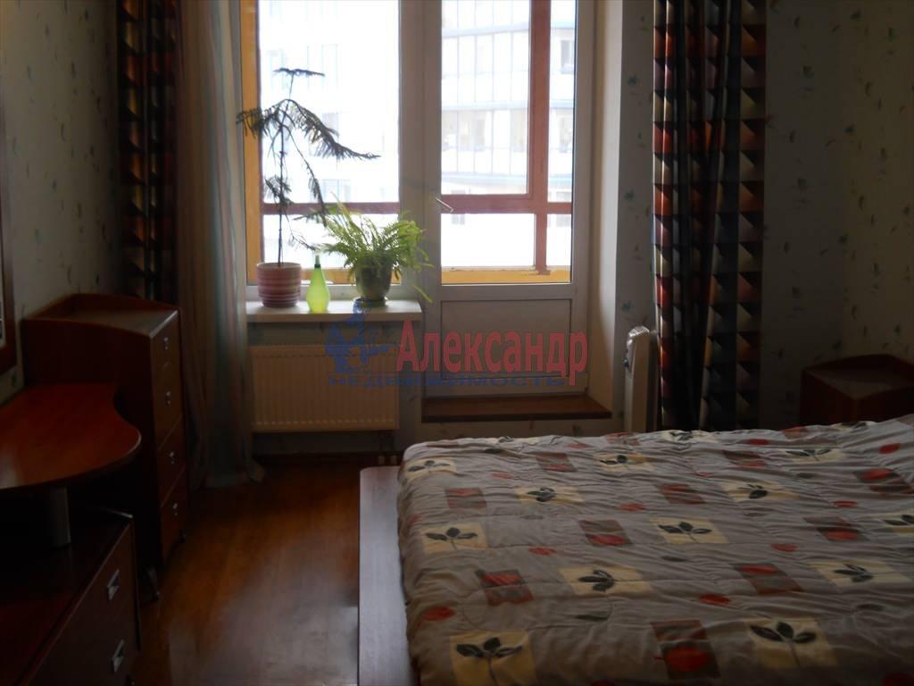 2-комнатная квартира (60м2) в аренду по адресу Кораблестроителей ул.— фото 12 из 12