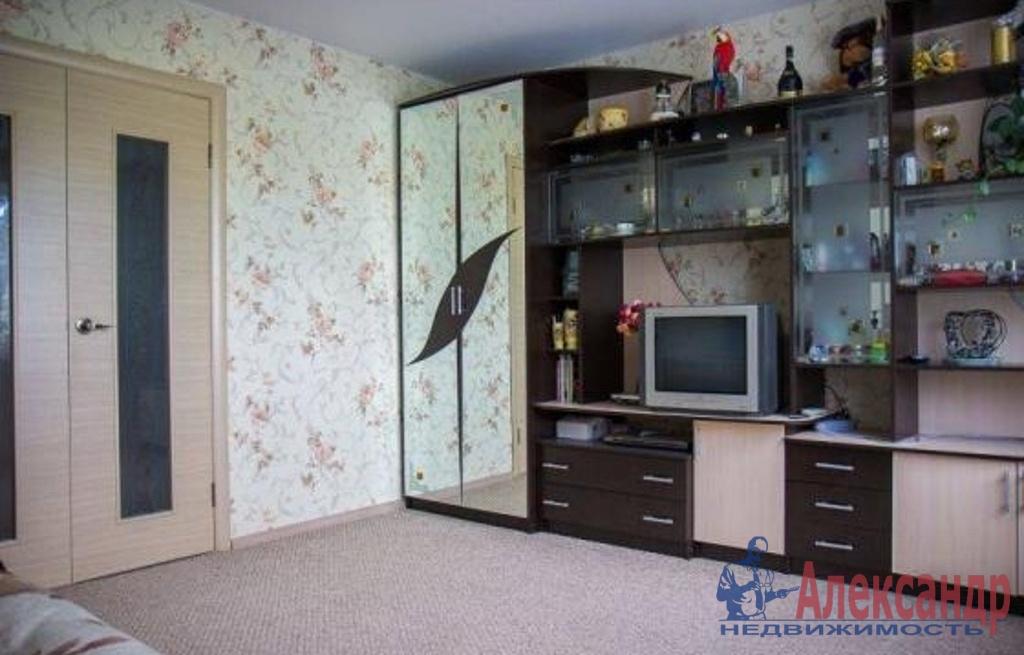 2-комнатная квартира (48м2) в аренду по адресу Лени Голикова ул., 15— фото 1 из 3