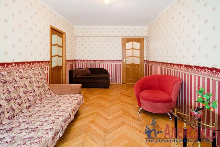 2-комнатная квартира (78м2) в аренду по адресу Кузнецовская ул., 8— фото 7 из 8