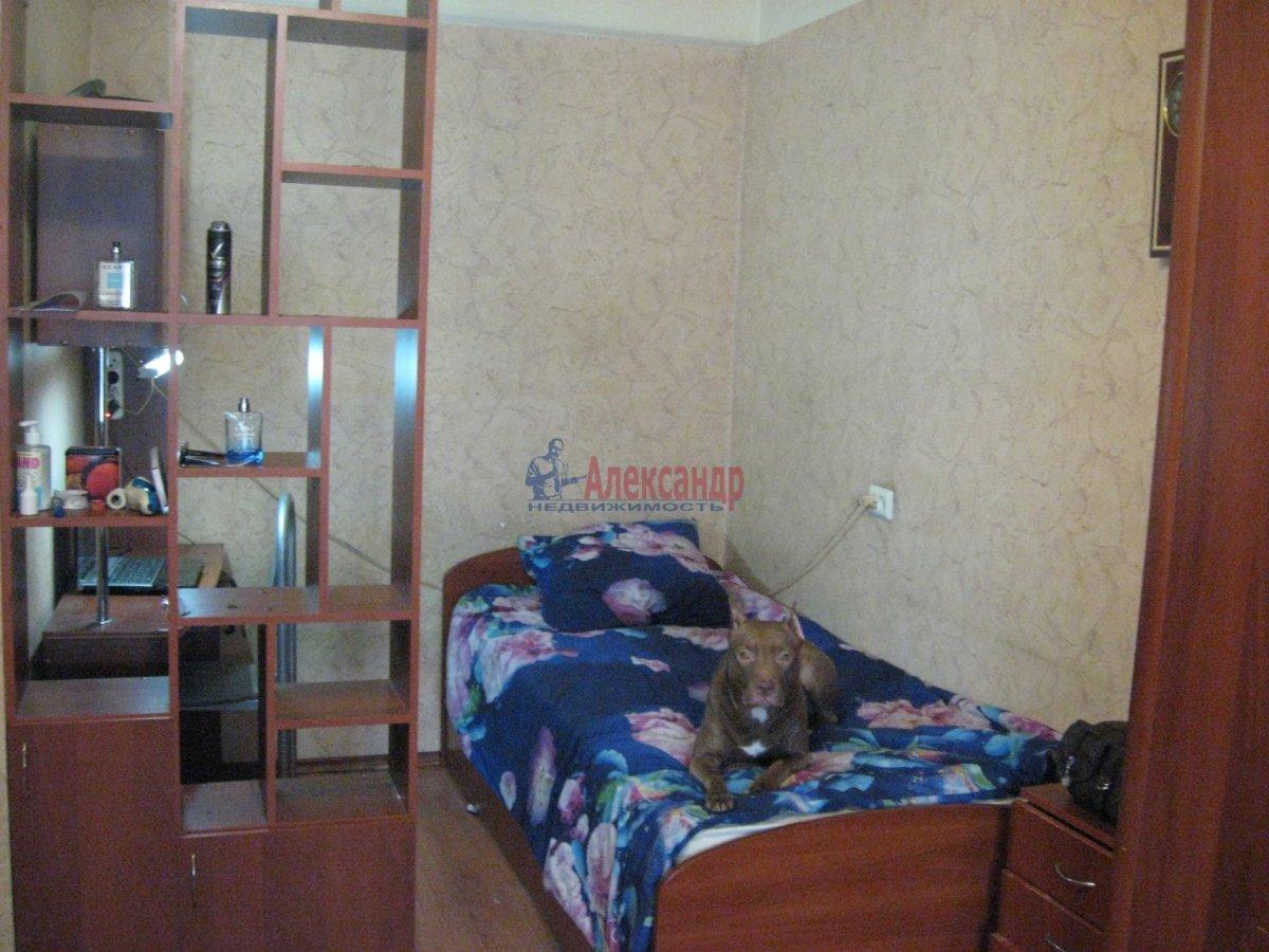 Комната в 2-комнатной квартире (55м2) в аренду по адресу Ленинский пр., 75— фото 1 из 1