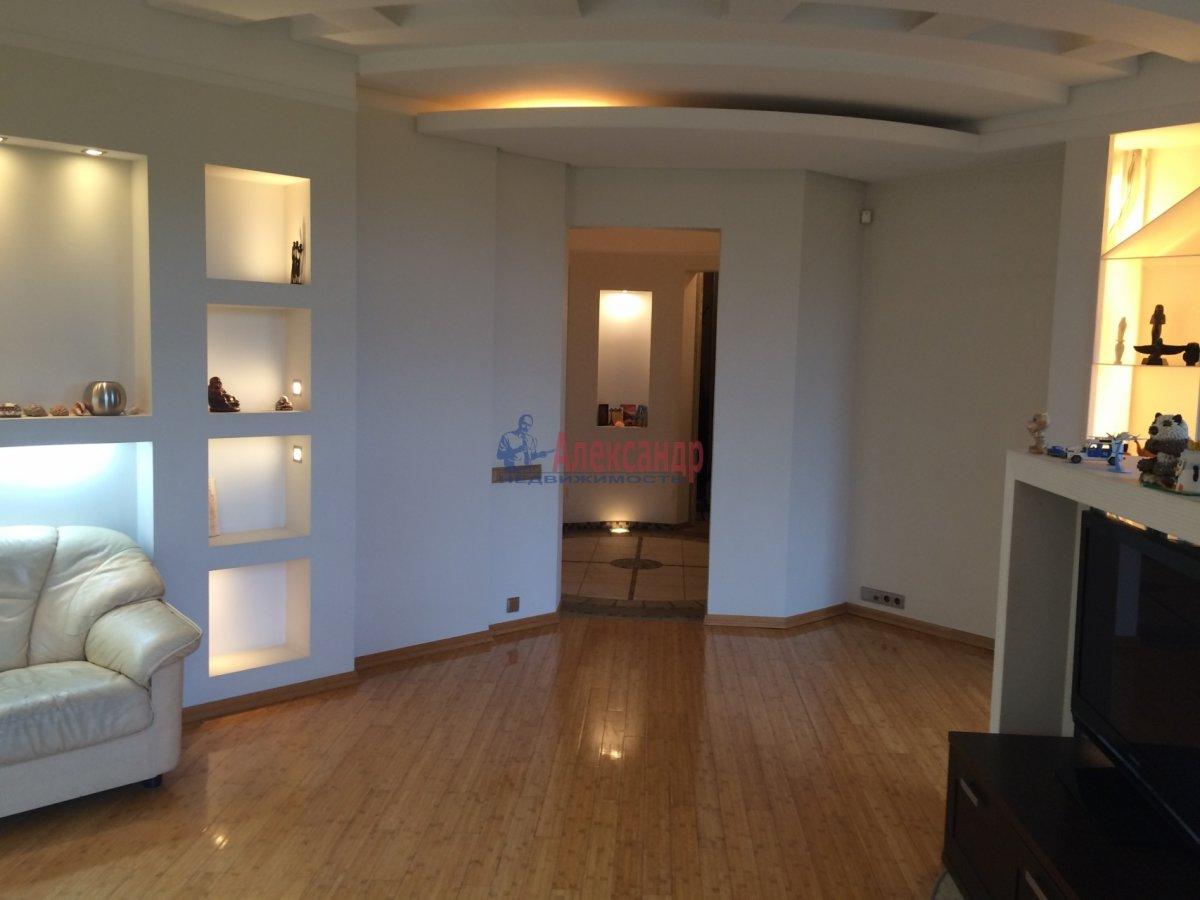 4-комнатная квартира (150м2) в аренду по адресу Кузнецовская ул., 48— фото 4 из 21