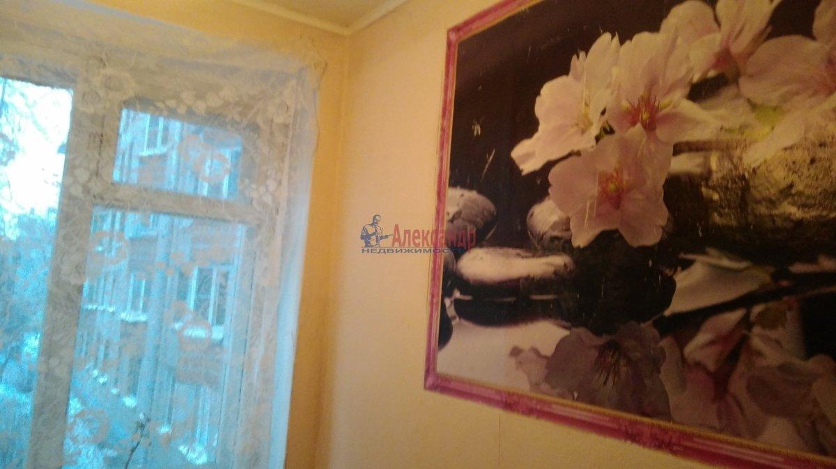 1-комнатная квартира (38м2) в аренду по адресу Пограничника Гарькавого ул., 3— фото 7 из 9