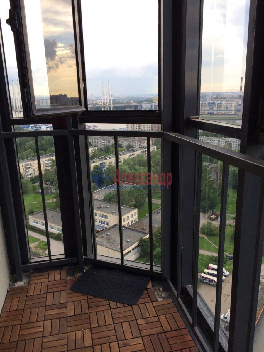 1-комнатная квартира (35м2) в аренду по адресу Русановская ул., 9— фото 7 из 8