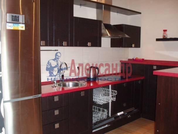 2-комнатная квартира (78м2) в аренду по адресу Морская наб., 37— фото 4 из 5