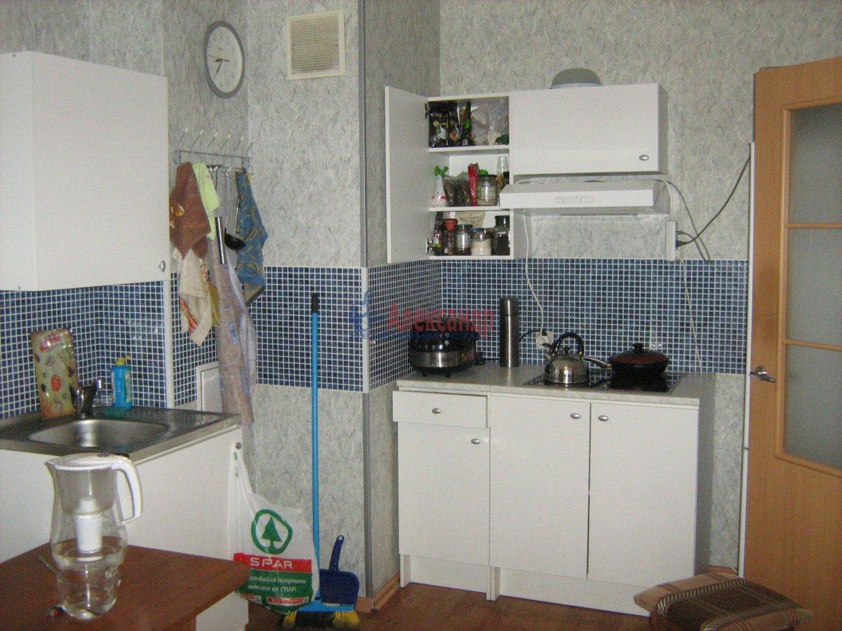 1-комнатная квартира (40м2) в аренду по адресу Парголово пос., Федора Абрамова ул., 8— фото 1 из 7