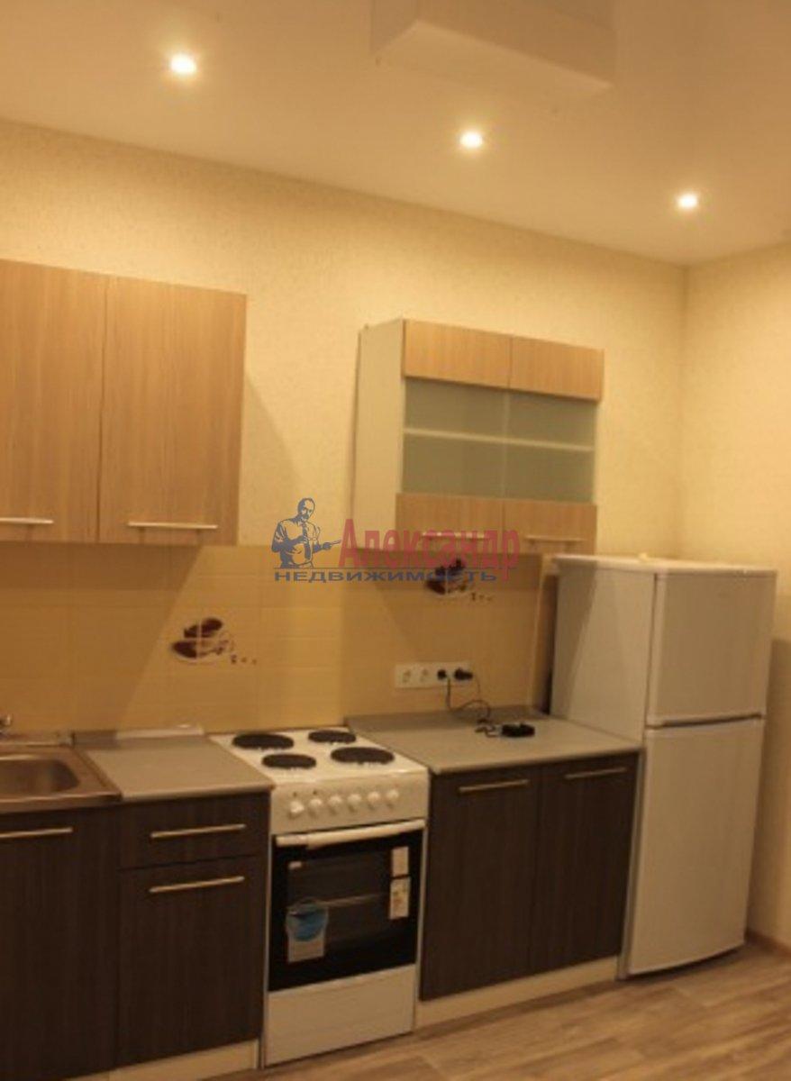 1-комнатная квартира (39м2) в аренду по адресу Дунайский пр., 28— фото 3 из 3