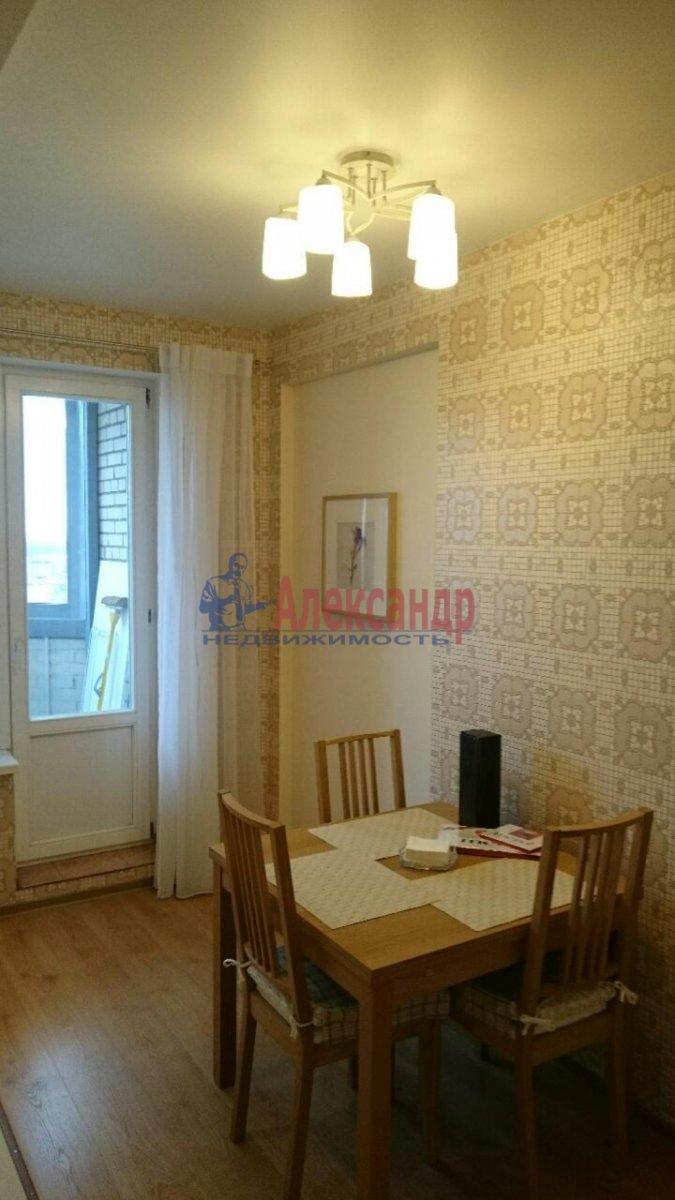 1-комнатная квартира (38м2) в аренду по адресу Луначарского пр., 11— фото 6 из 12