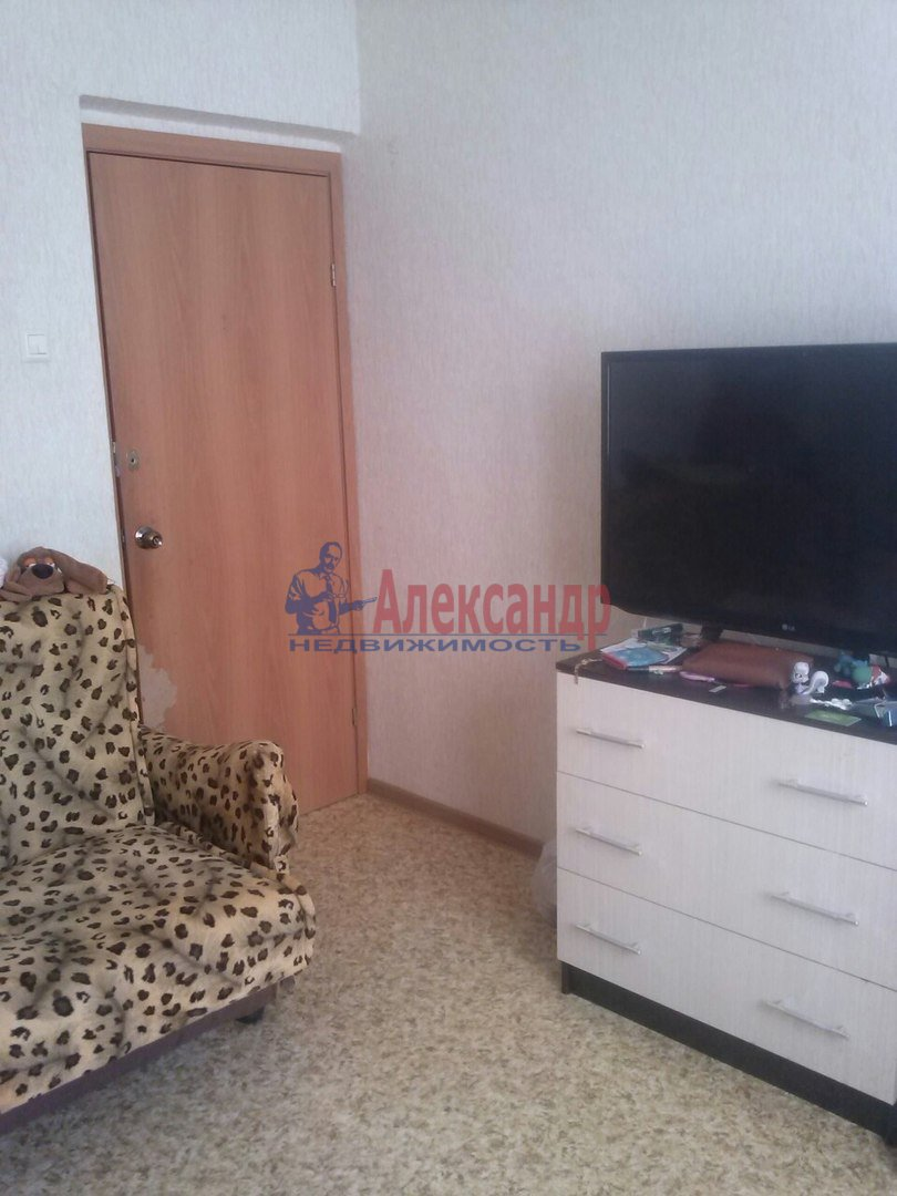Комната в 2-комнатной квартире (48м2) в аренду по адресу Скобелевский пр., 5— фото 5 из 5