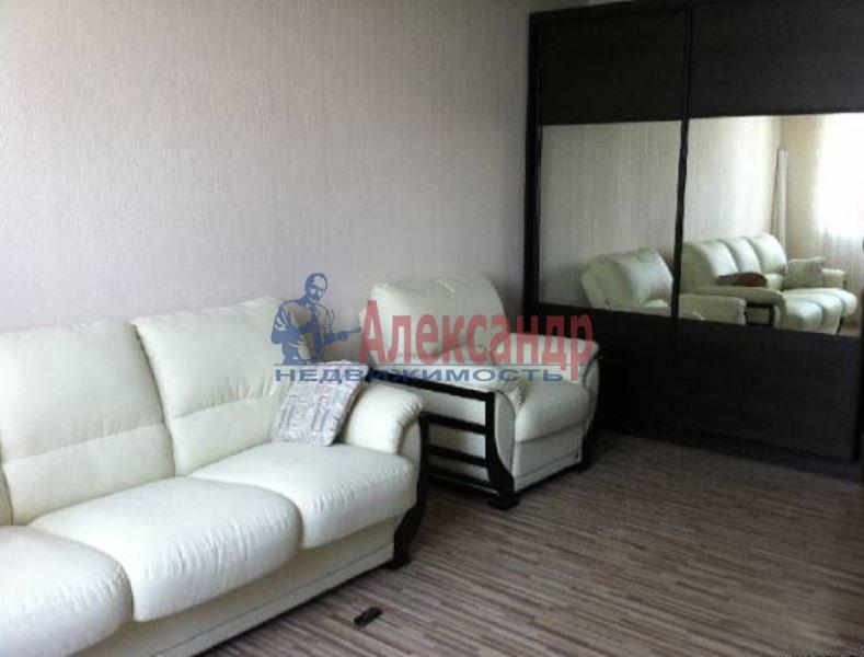 1-комнатная квартира (45м2) в аренду по адресу Петергофское шос., 17— фото 1 из 6