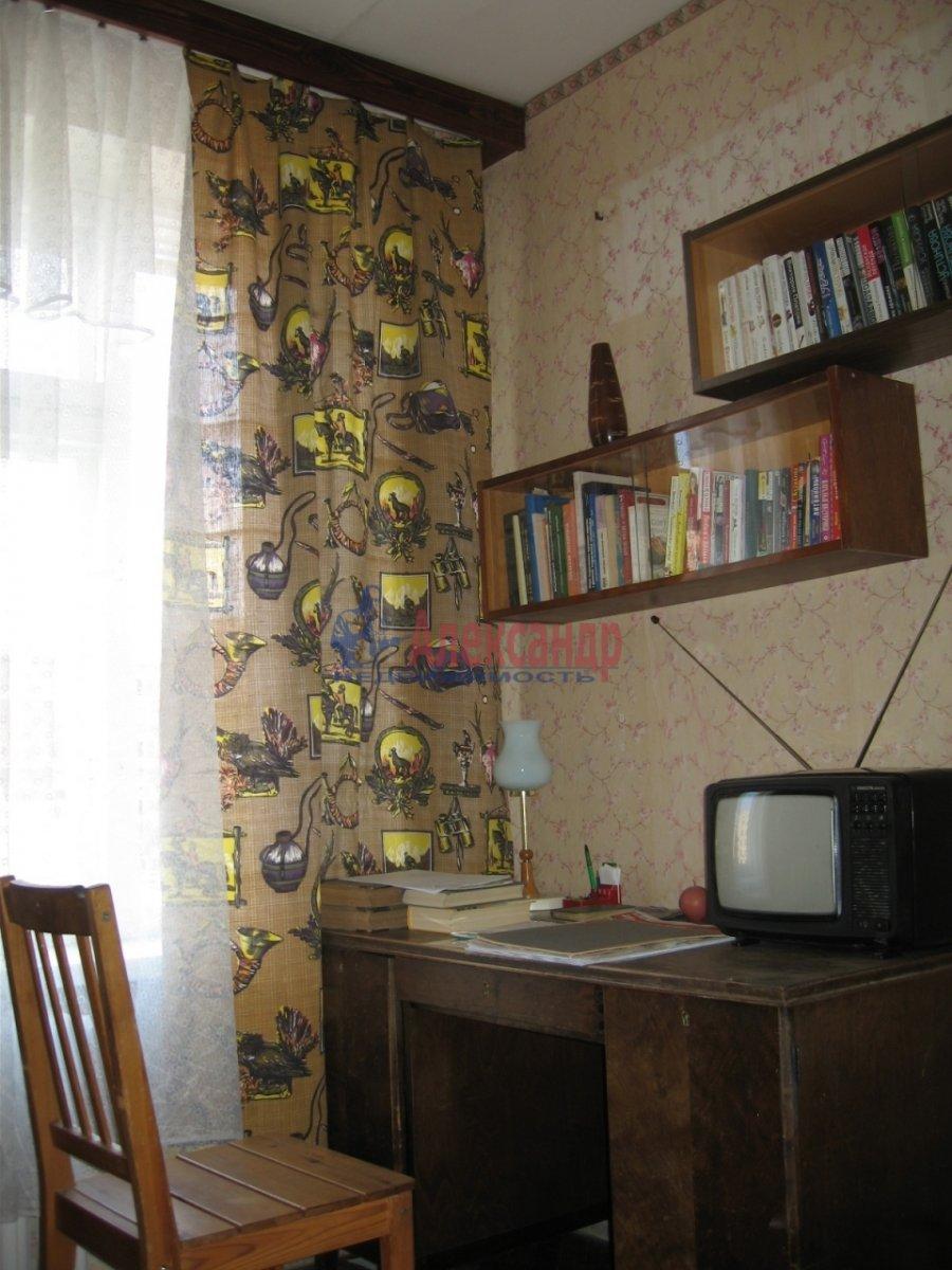 2-комнатная квартира (56м2) в аренду по адресу Воскресенская наб., 6— фото 6 из 11