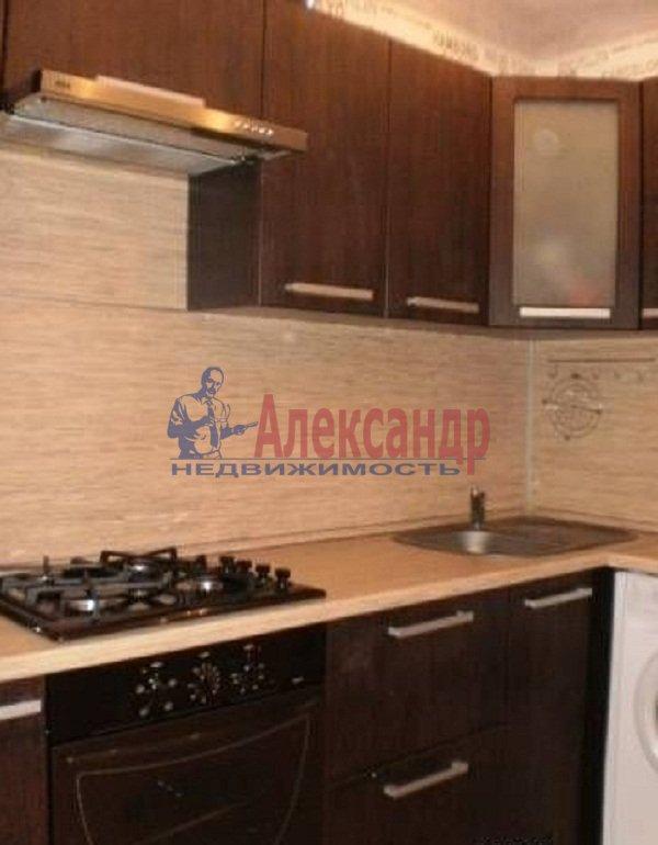 1-комнатная квартира (40м2) в аренду по адресу Туристская ул., 20— фото 2 из 2