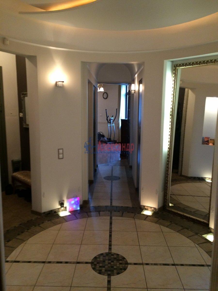 4-комнатная квартира (150м2) в аренду по адресу Кузнецовская ул., 48— фото 5 из 21