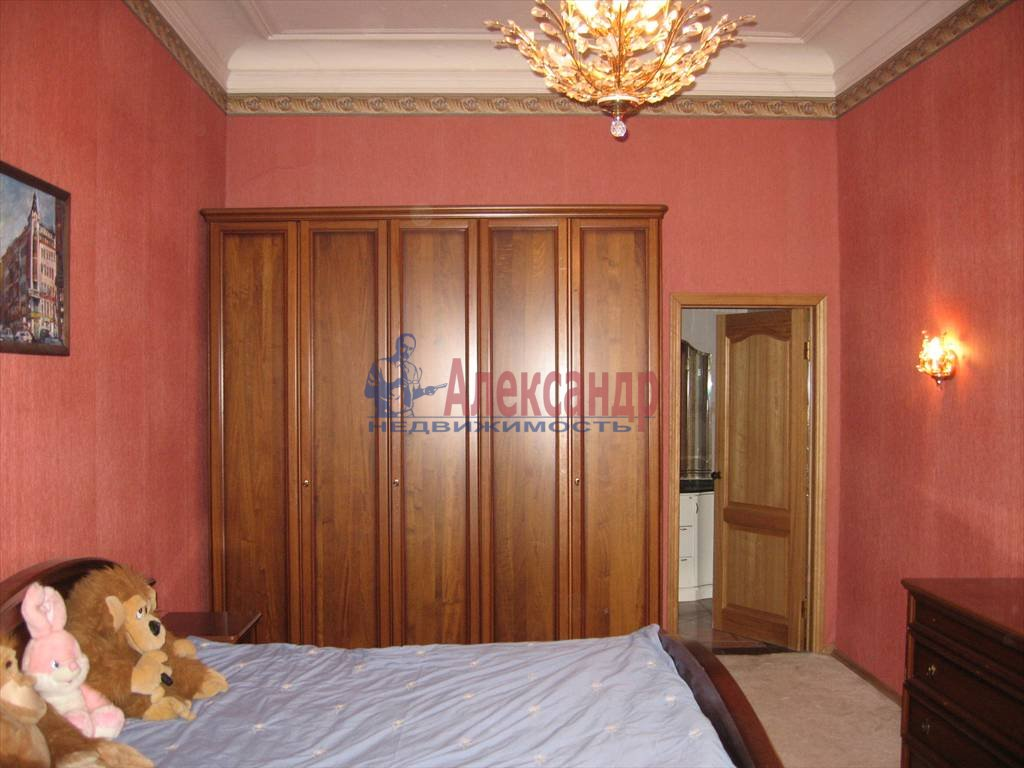 6-комнатная квартира (220м2) в аренду по адресу Московский пр., 4— фото 4 из 6