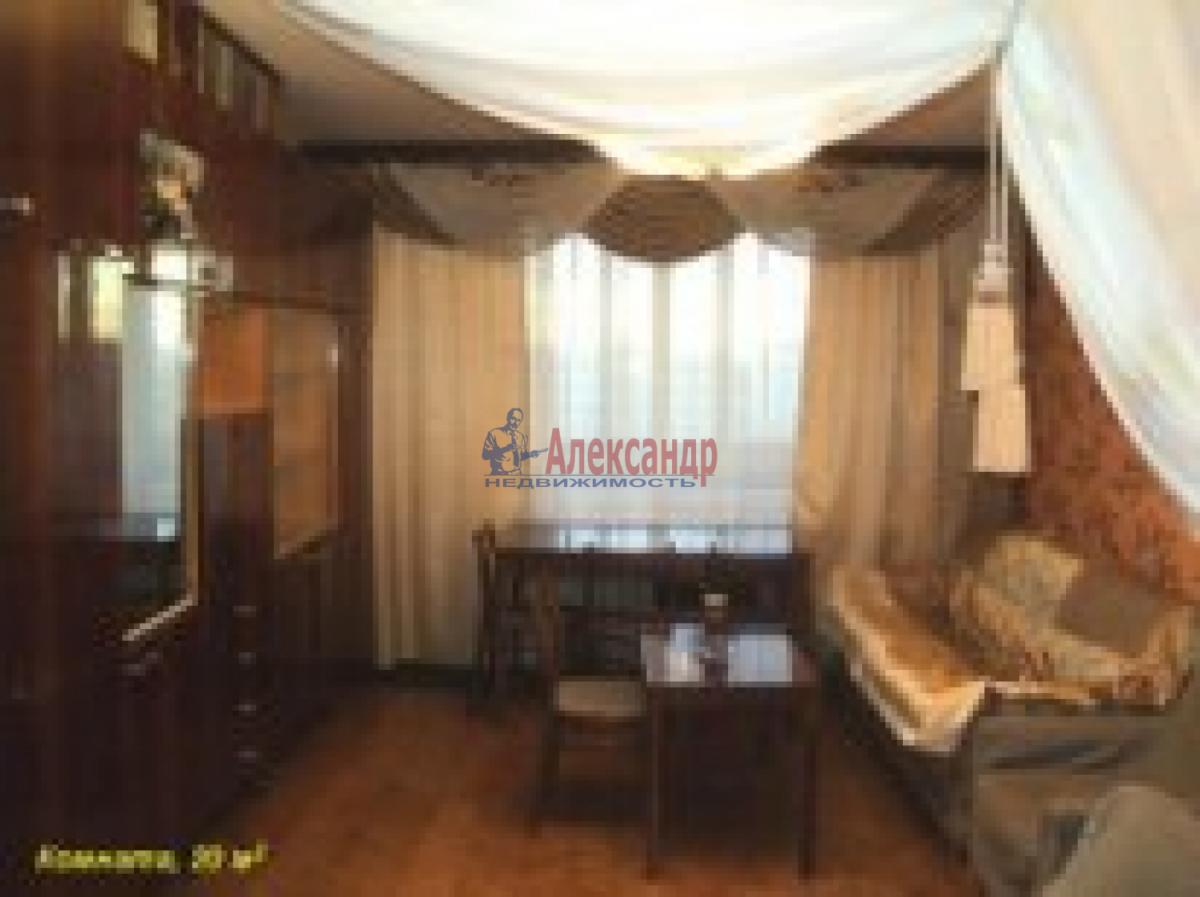 1-комнатная квартира (42м2) в аренду по адресу Партизана Германа ул., 20— фото 1 из 6