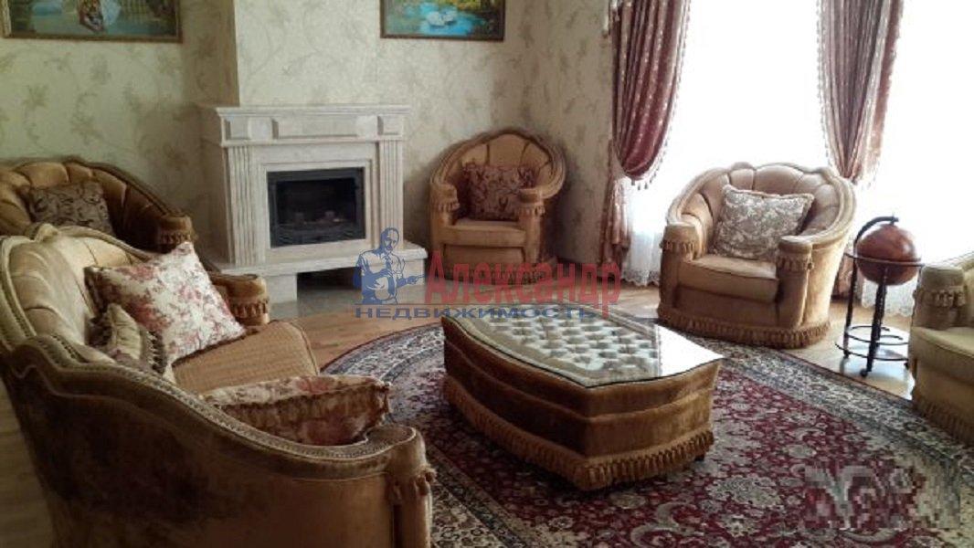 2-комнатная квартира (67м2) в аренду по адресу Туристская ул., 22— фото 1 из 7