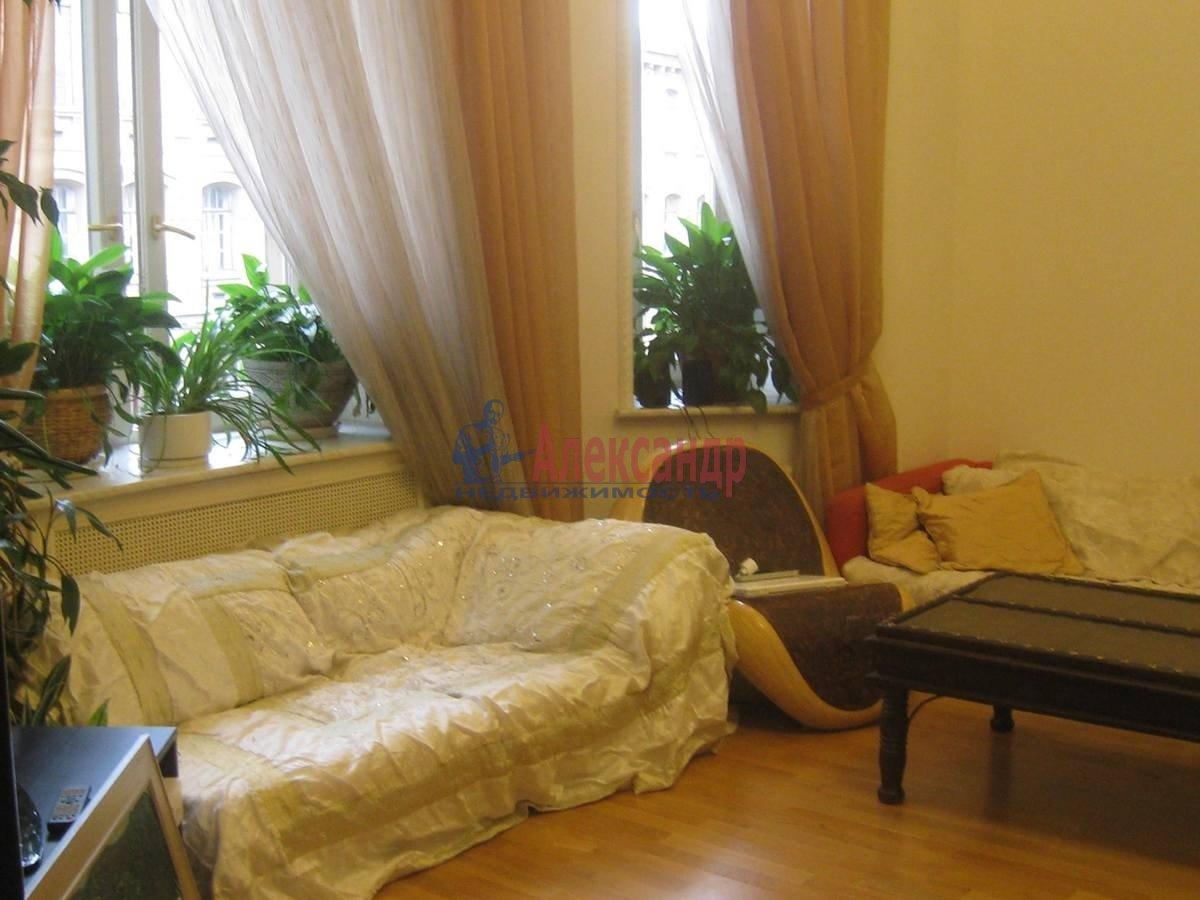 2-комнатная квартира (80м2) в аренду по адресу 5 Советская ул., 4— фото 6 из 16