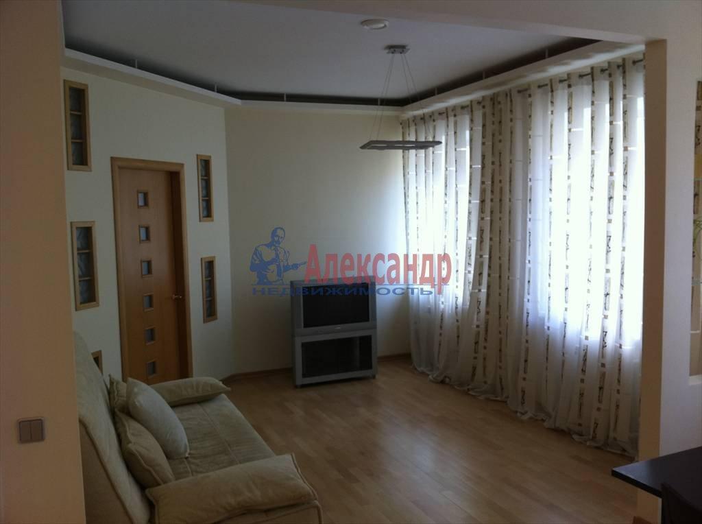 2-комнатная квартира (72м2) в аренду по адресу Никольский пер., 11— фото 5 из 9
