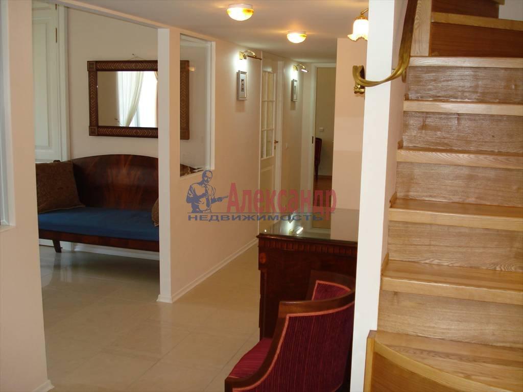 3-комнатная квартира (115м2) в аренду по адресу Малая Конюшенная ул., 9— фото 7 из 10