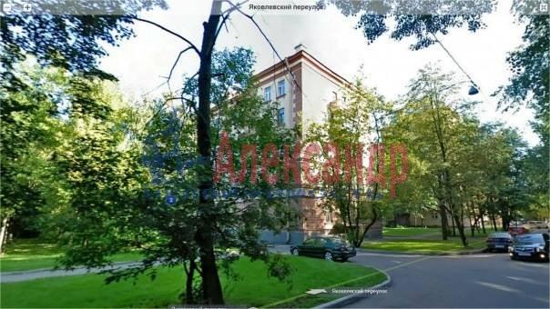 2-комнатная квартира (70м2) в аренду по адресу Яковлевский пер.— фото 2 из 2