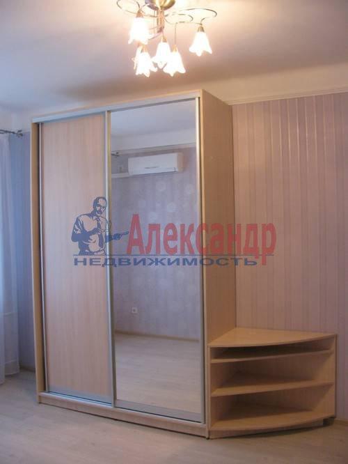 1-комнатная квартира (39м2) в аренду по адресу Испытателей пр., 8— фото 1 из 8