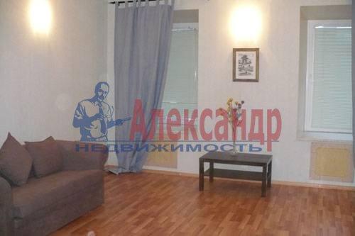 3-комнатная квартира (110м2) в аренду по адресу Виленский пер., 17— фото 3 из 4