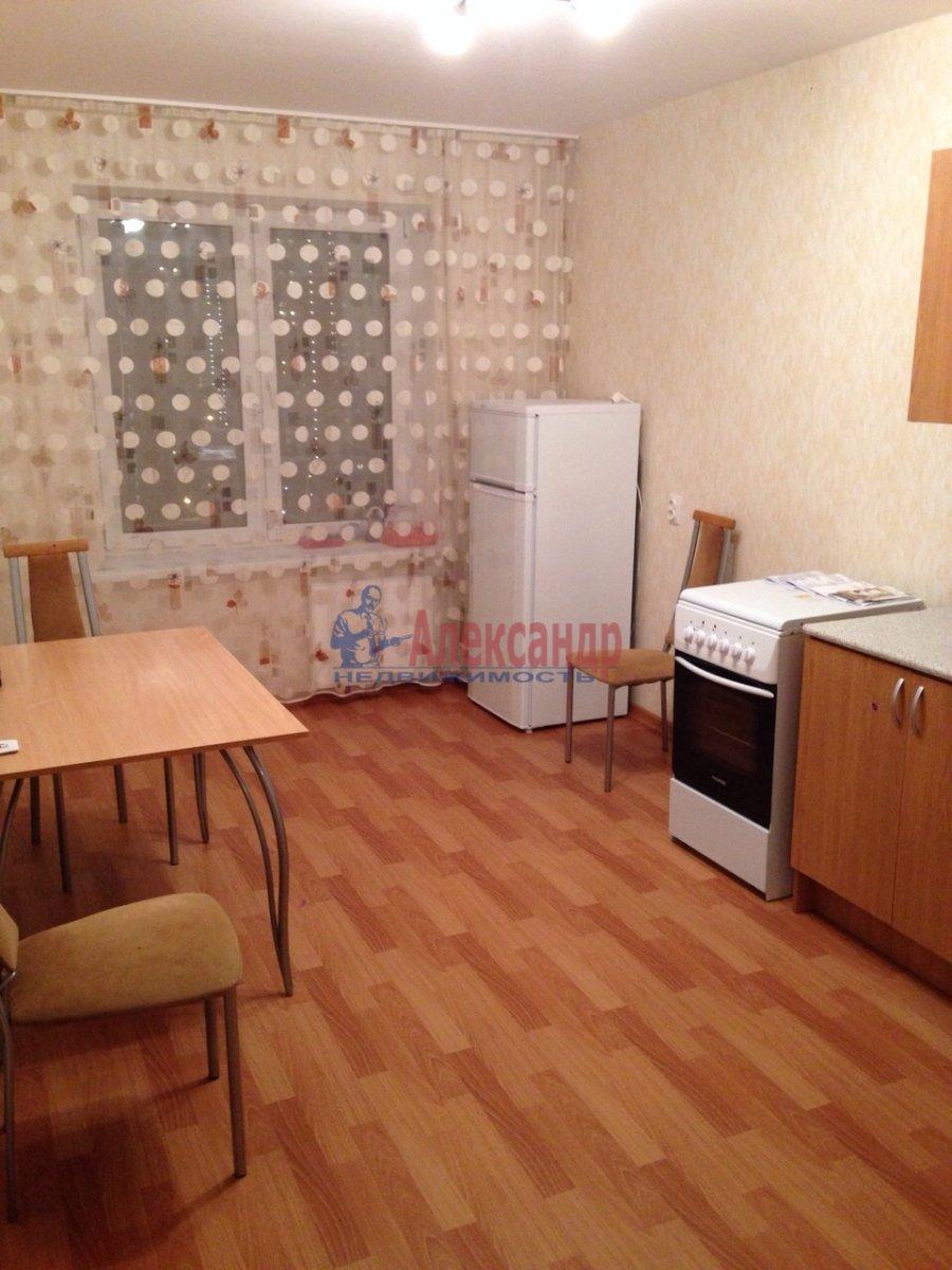 1-комнатная квартира (38м2) в аренду по адресу Парголово пос., Федора Абрамова ул., 16— фото 3 из 7