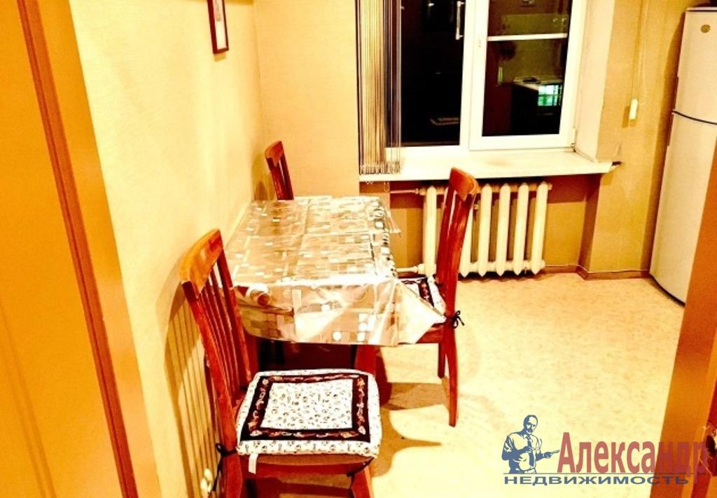 2-комнатная квартира (52м2) в аренду по адресу Большой пр., 69— фото 4 из 5