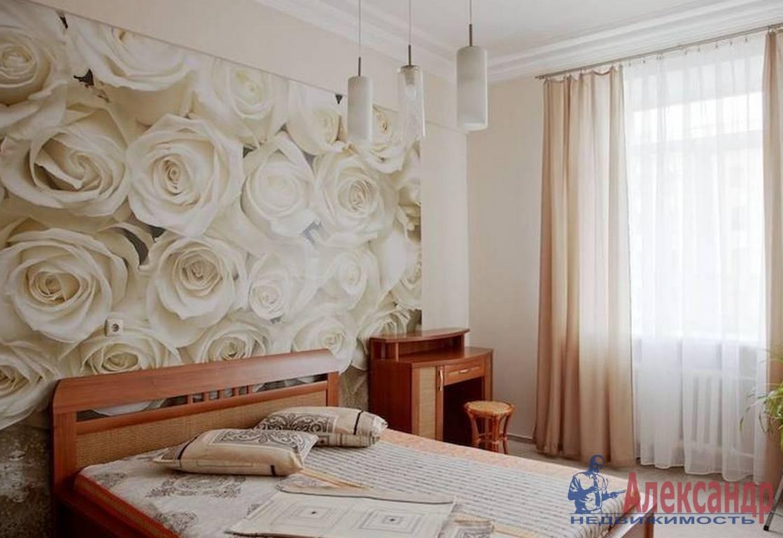 2-комнатная квартира (95м2) в аренду по адресу Барочная ул., 12— фото 2 из 4