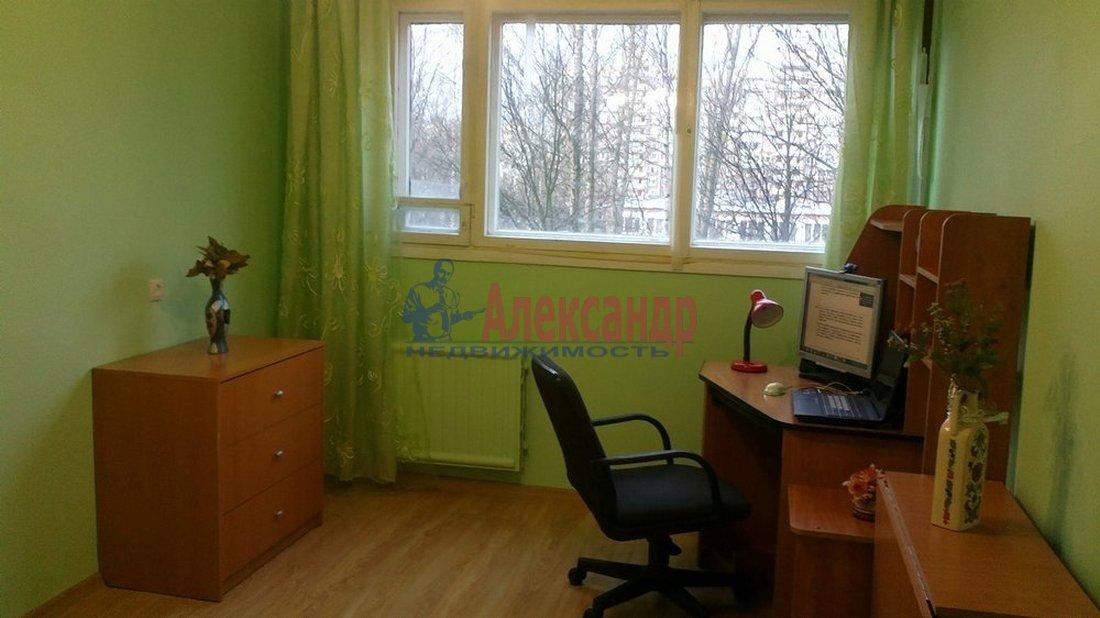 2-комнатная квартира (45м2) в аренду по адресу Черкасова ул., 6— фото 3 из 4