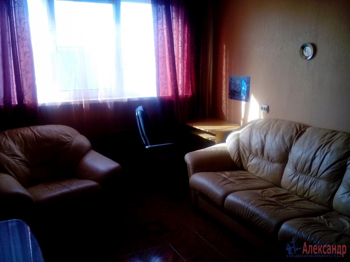 2-комнатная квартира (45м2) в аренду по адресу Суздальский просп., 73— фото 1 из 8