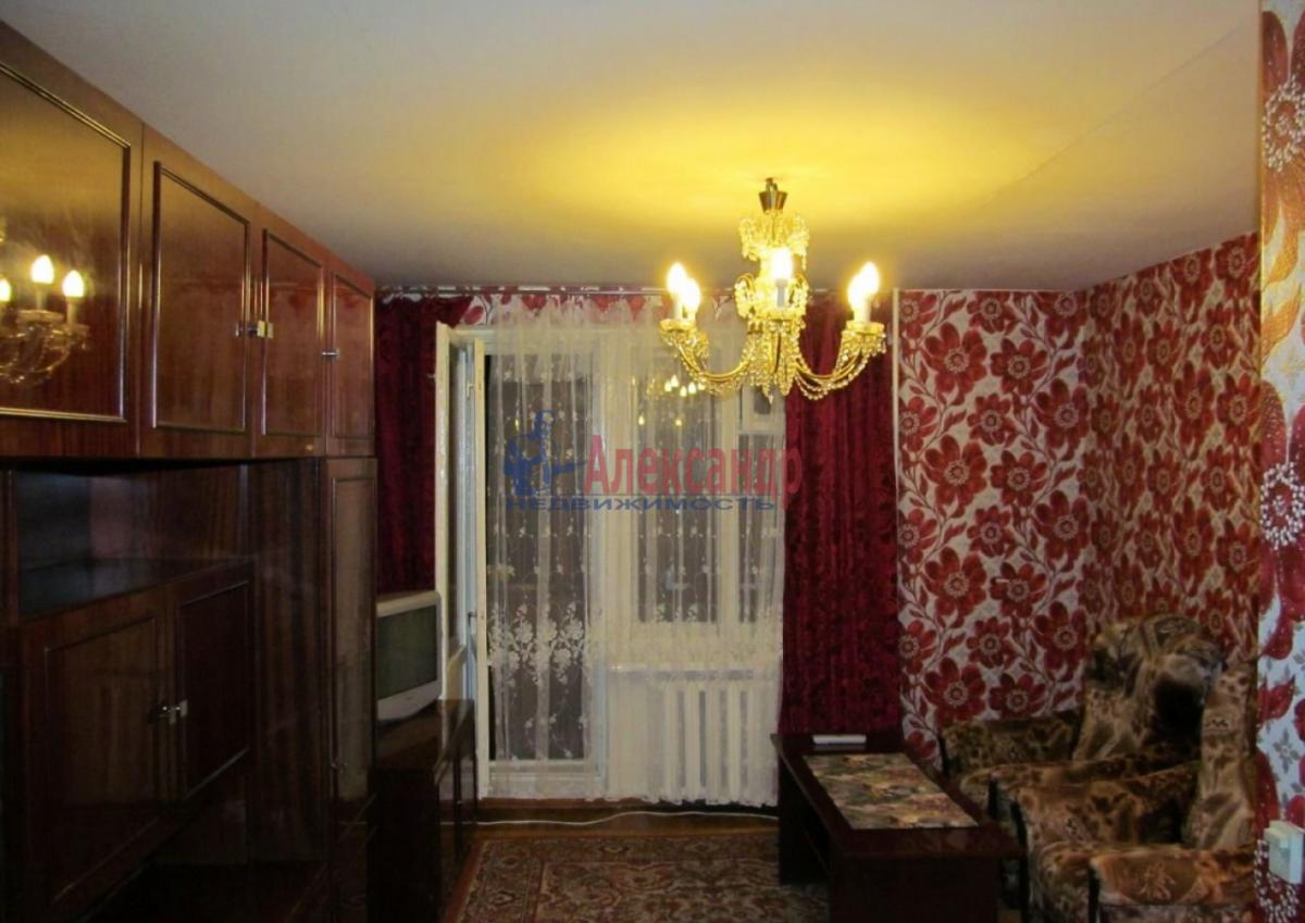 1-комнатная квартира (38м2) в аренду по адресу Стойкости ул., 17— фото 3 из 8