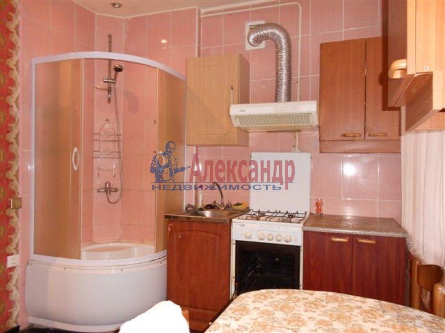 1-комнатная квартира (40м2) в аренду по адресу Хлопина ул., 7— фото 4 из 4