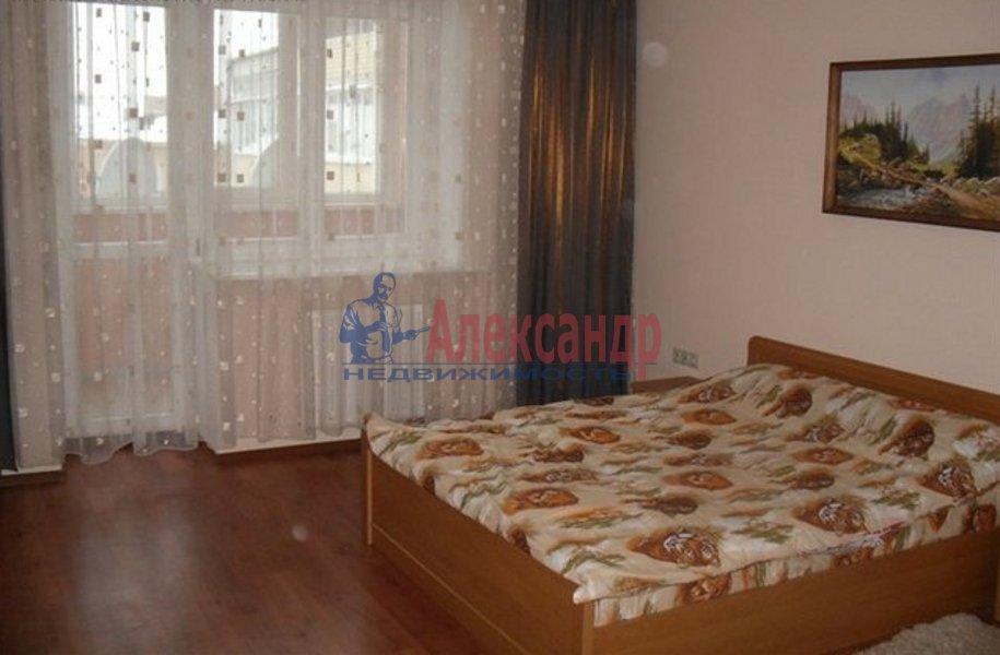 1-комнатная квартира (39м2) в аренду по адресу Композиторов ул., 5— фото 3 из 3