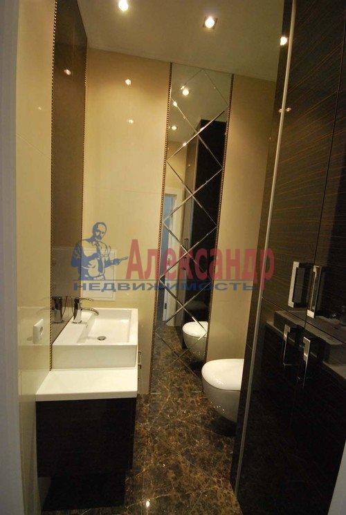 3-комнатная квартира (98м2) в аренду по адресу Воскресенская наб., 4— фото 19 из 23