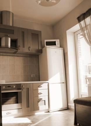 1-комнатная квартира (40м2) в аренду по адресу Дунайский пр., 23— фото 3 из 5