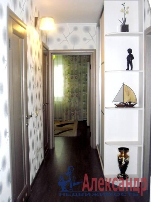 3-комнатная квартира (93м2) в аренду по адресу Боткинская ул., 15— фото 9 из 14