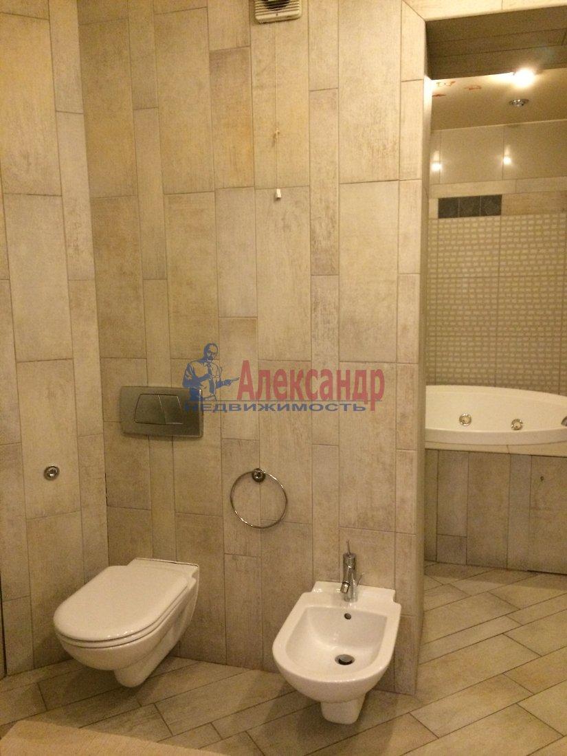 3-комнатная квартира (100м2) в аренду по адресу Московский просп., 173— фото 5 из 18