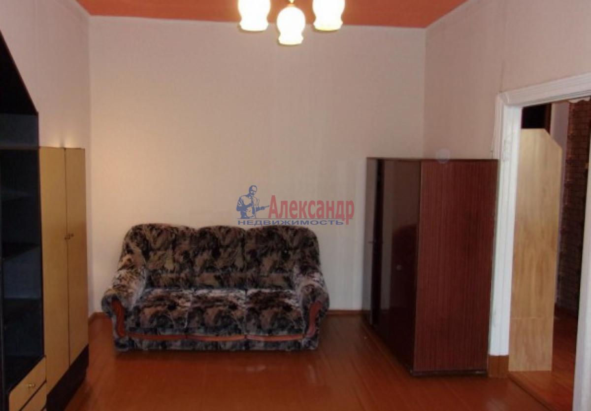 1-комнатная квартира (33м2) в аренду по адресу Варшавская ул., 77— фото 1 из 3