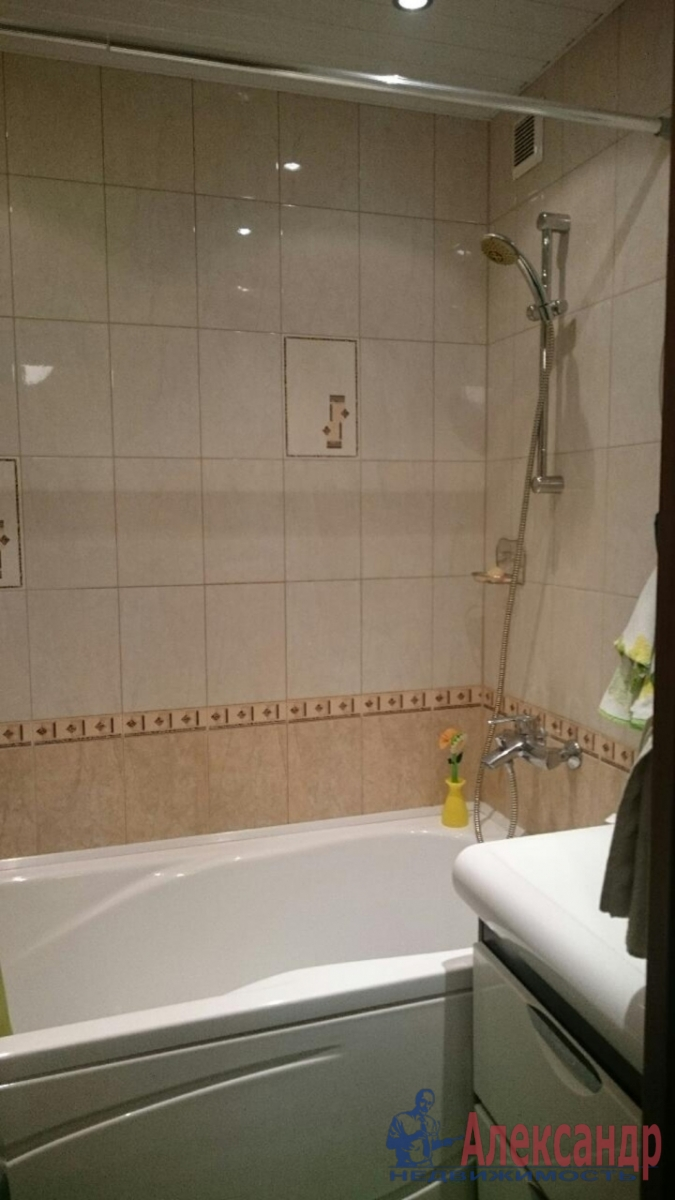1-комнатная квартира (34м2) в аренду по адресу Савушкина ул., 137— фото 9 из 10