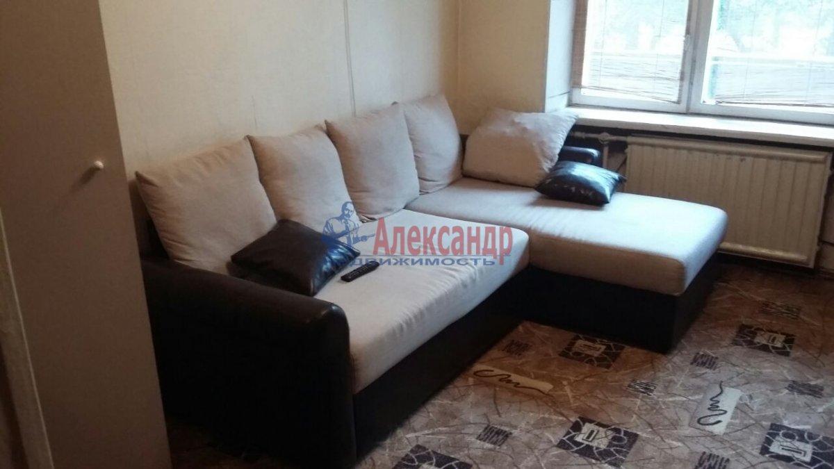 1-комнатная квартира (31м2) в аренду по адресу Науки пр., 24— фото 1 из 2
