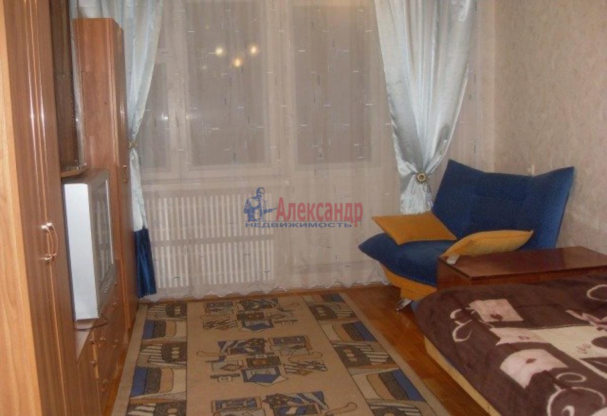 1-комнатная квартира (36м2) в аренду по адресу Дунайский пр., 7— фото 3 из 5