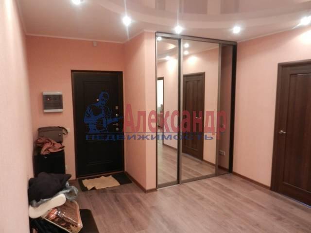 2-комнатная квартира (68м2) в аренду по адресу Наставников пр., 3— фото 3 из 11