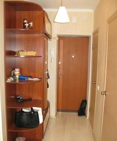 1-комнатная квартира (35м2) в аренду по адресу Бухарестская ул., 72— фото 2 из 4