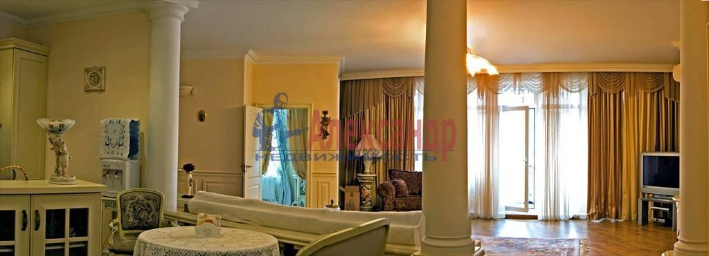 3-комнатная квартира (100м2) в аренду по адресу Крестовский пр., 13— фото 7 из 10