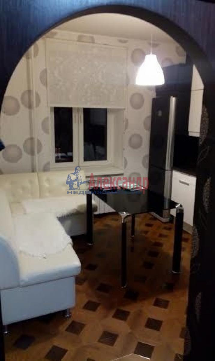 1-комнатная квартира (43м2) в аренду по адресу Ленинский пр., 109— фото 5 из 11