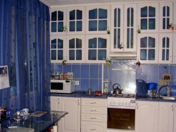 1-комнатная квартира (38м2) в аренду по адресу Науки пр., 42— фото 2 из 3