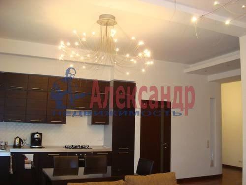 3-комнатная квартира (100м2) в аренду по адресу Жуковского ул., 28— фото 5 из 8