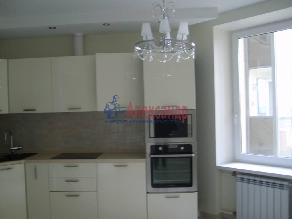 3-комнатная квартира (100м2) в аренду по адресу Ланское шос., 14— фото 2 из 2