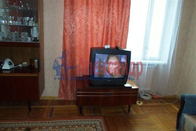 1-комнатная квартира (35м2) в аренду по адресу Черкасова ул., 4— фото 10 из 17